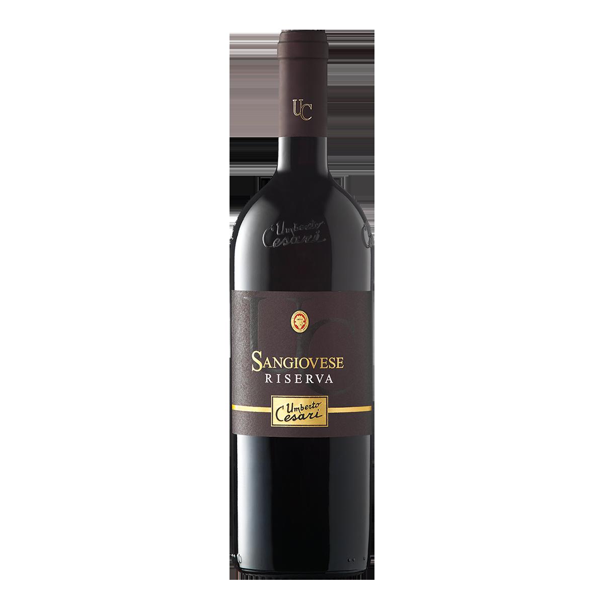 ITEC1506 義大利賽莎瑞桑吉利陳年紅酒 Umberto Cesari Sangiovese di Romagna D.O.C. Riserva
