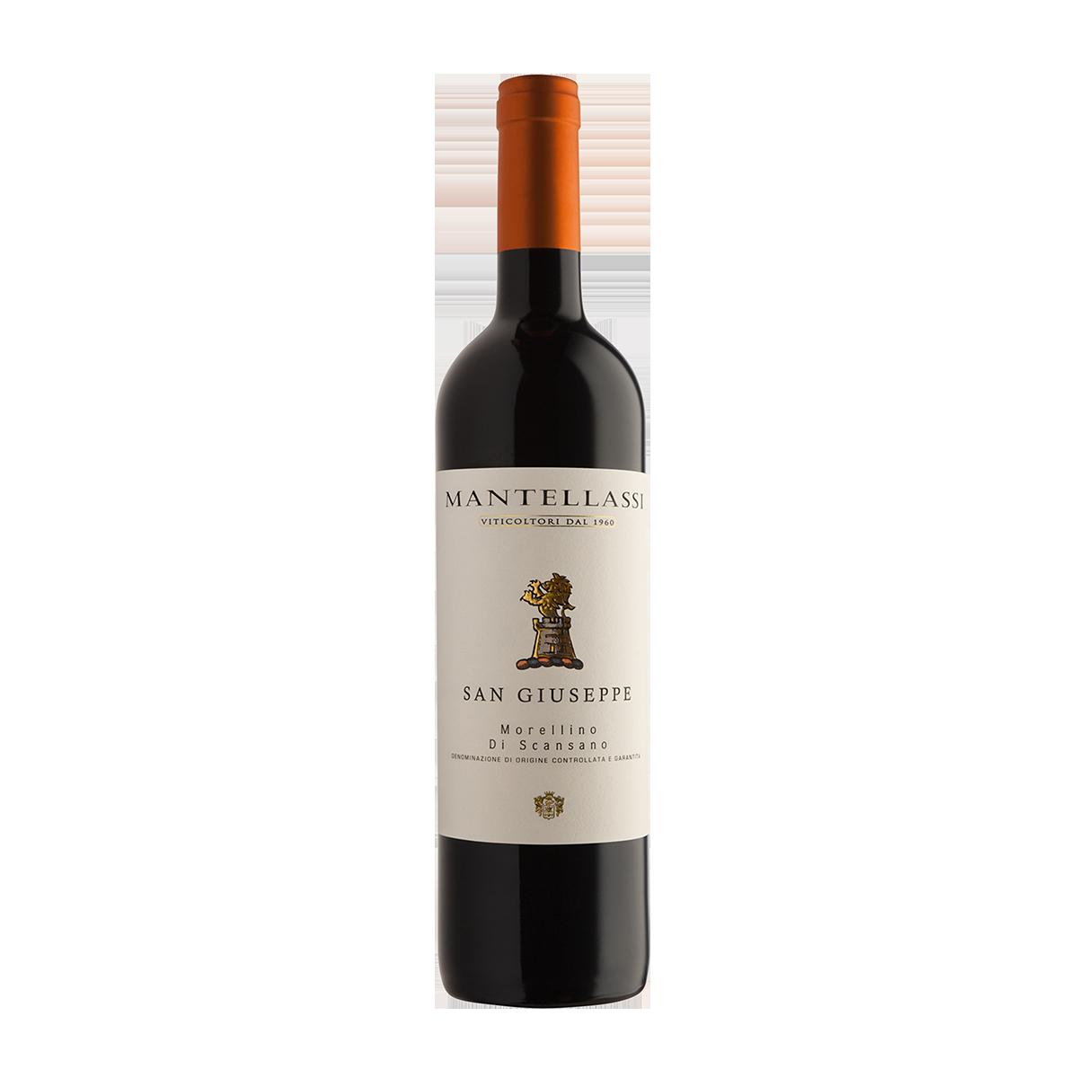 ITTM1103 義大利馬得利聖朱塞佩紅酒 Mantellassi San Giuseppe Morellino di Scansano D.O.C.G.