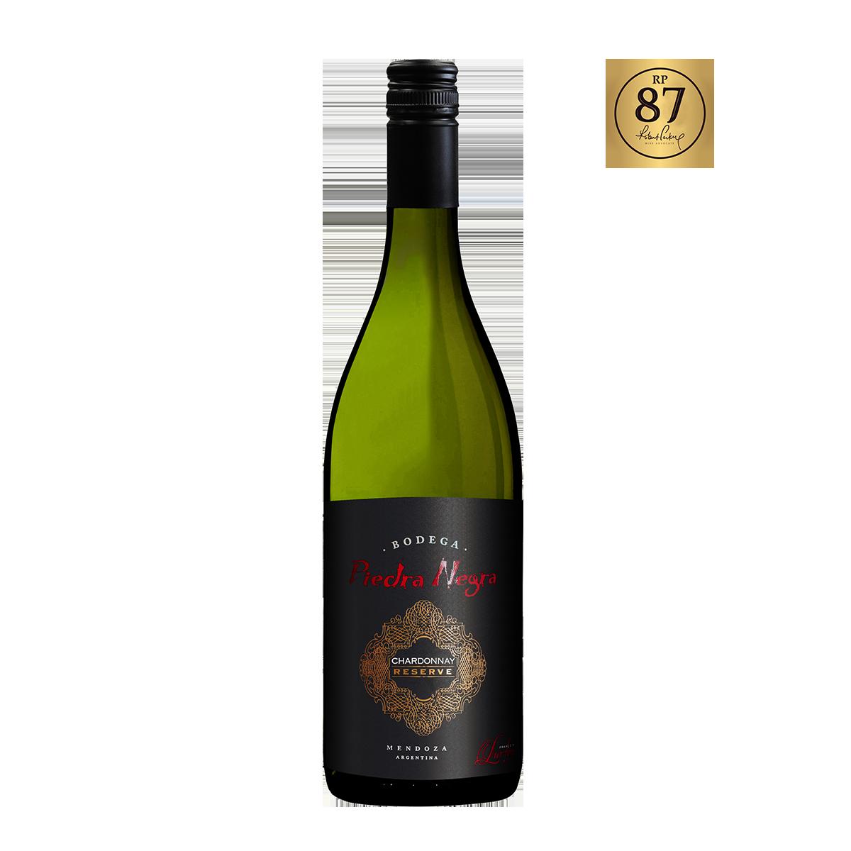 ARL2102 阿根廷門多薩魯頓黑寶石莊園2013夏多內陳年白葡萄酒 Bodega Piedra Negra Chardonnay Reserve, Mendoza (750ml)