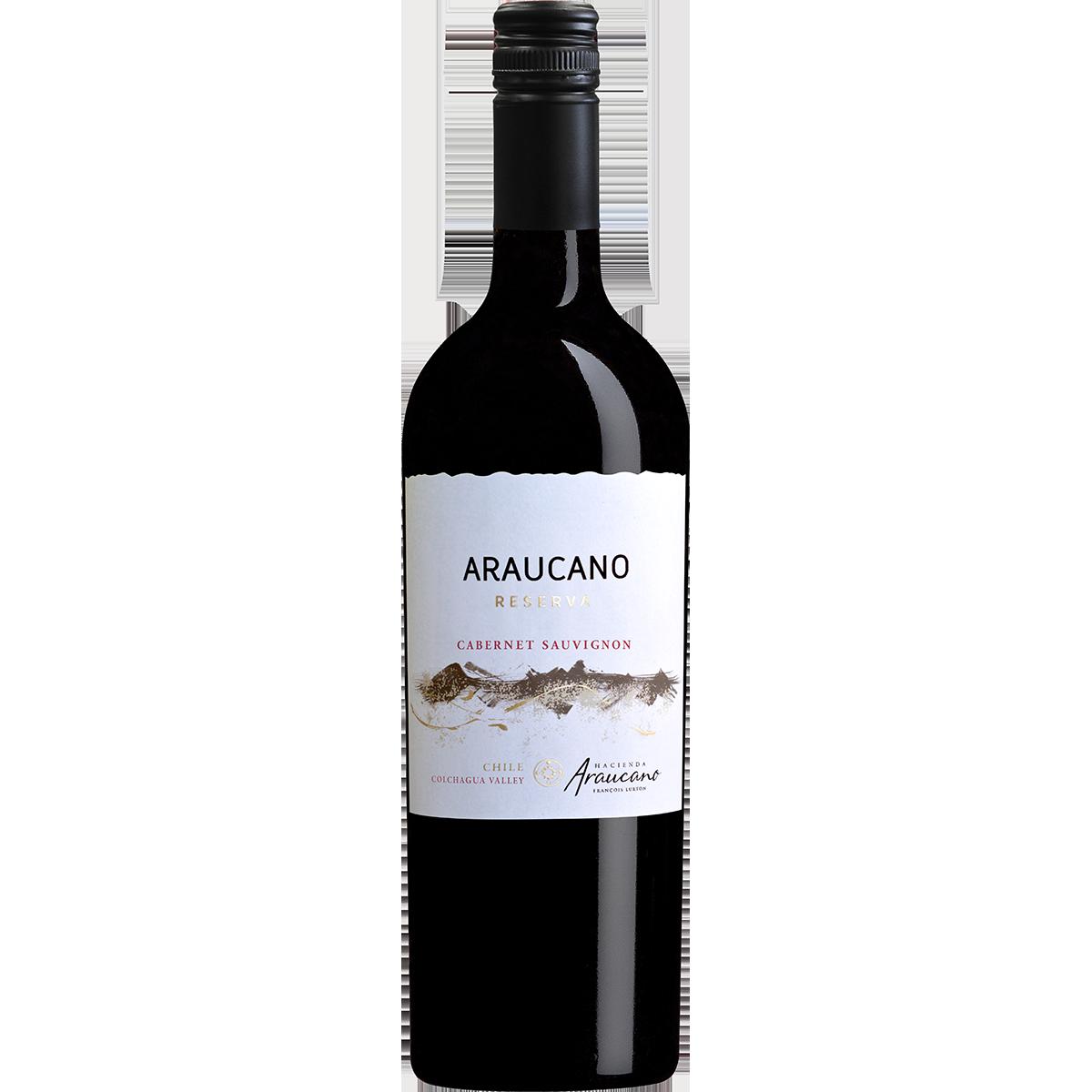 CHL1102 智利魯頓谷人莊園2013卡本內蘇維濃陳年紅酒 Hacienda Araucano Reserva Cabernet Sauvignon, Colchagua Valley (750ML)