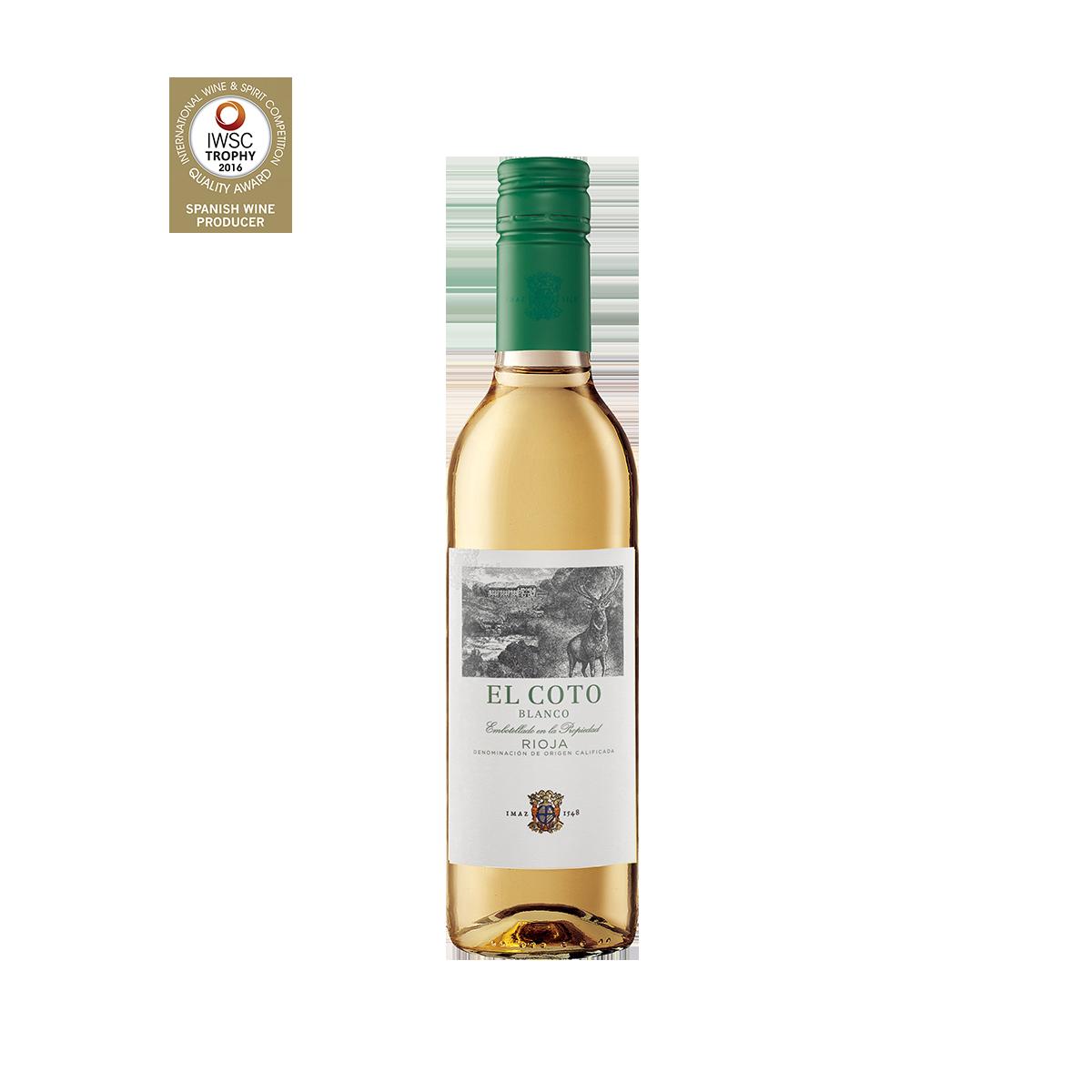 ESC2101H-16西班牙愛格多瑞鹿高級白葡萄酒 El Coto Blanco Rioja D.O.Ca.