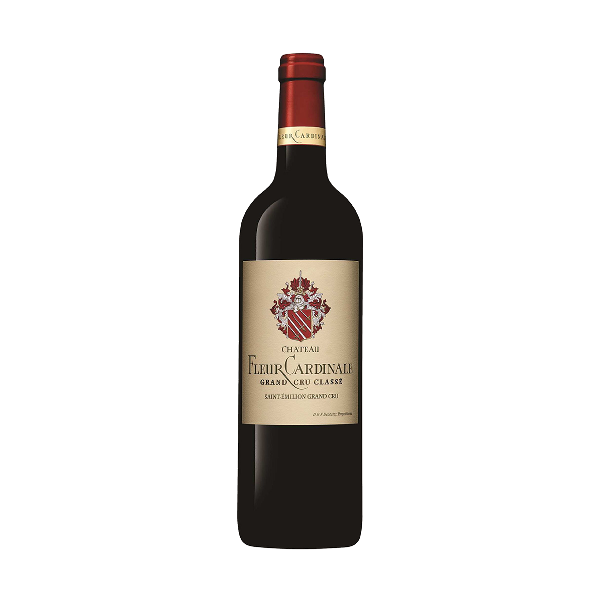 FRB1301-12 法國花妃列級酒莊特級聖愛美濃紅酒 Château Fleur Cardinale Saint-Émilion Grand Cru A.O.C. Grand Cru Classé