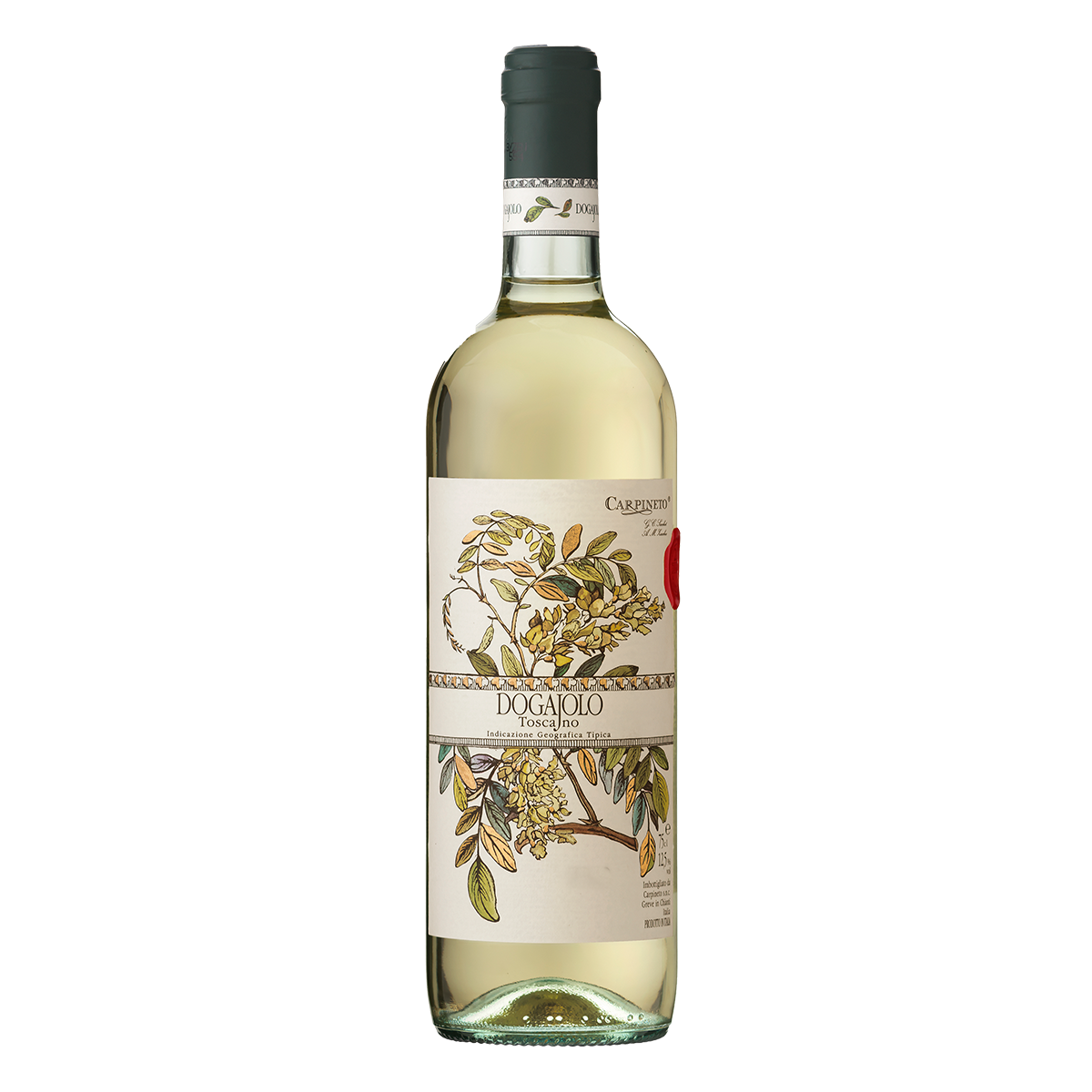 ITTC2204 義大利卡品耐托度佳歐高級白葡萄酒 Carpineto Dogajolo Bianco Toscano I.G.T. (750ml)