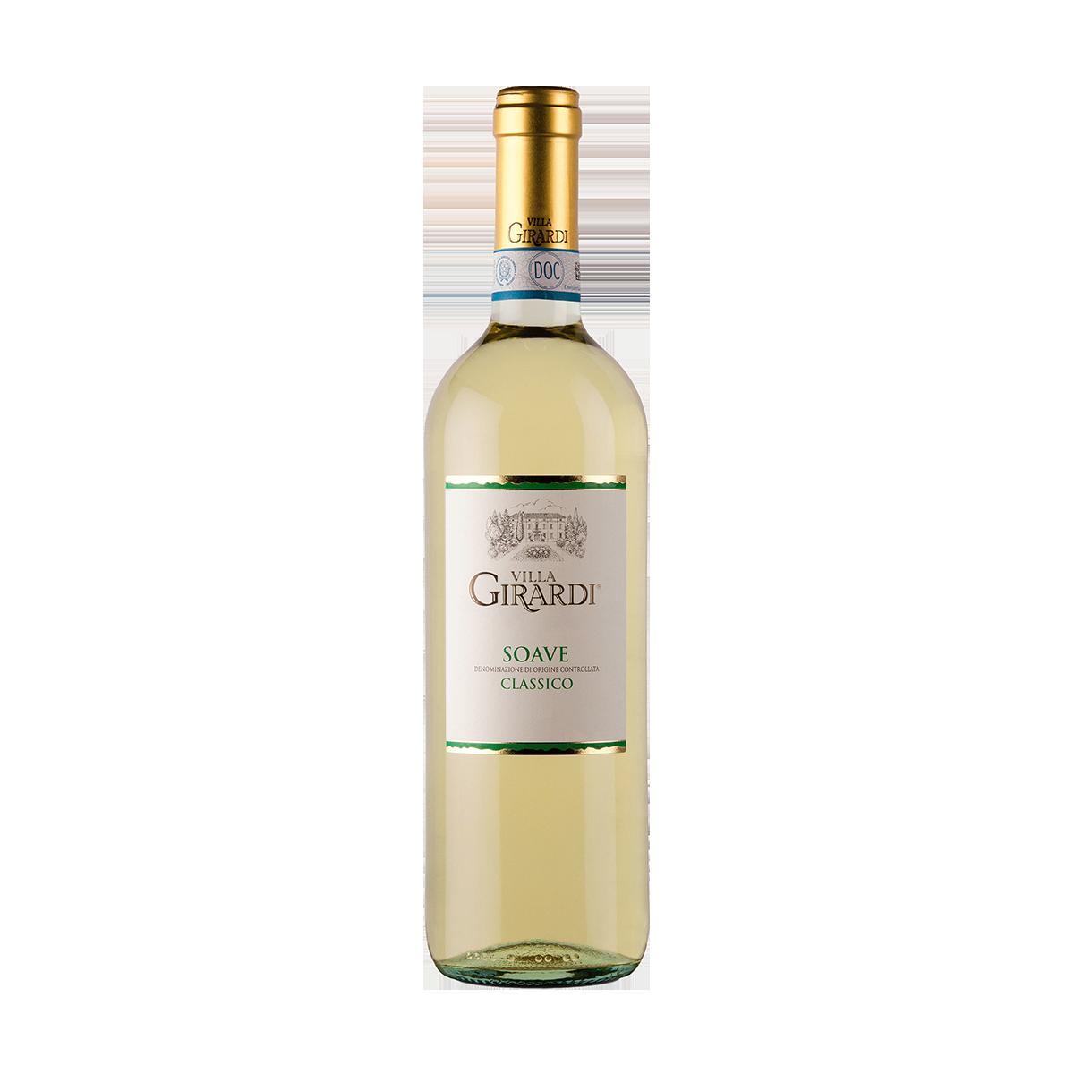 ITVG2101-18 義大利吉拉迪經典索亞飛白葡萄酒 Villa Girardi Soave D.O.C. Classico
