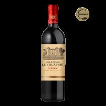 FRG1219 法國維爾堡紅酒 (波爾多中級酒莊列級)  Château Le Vieux Fort Médoc A.O.P. Cru Bourgeois