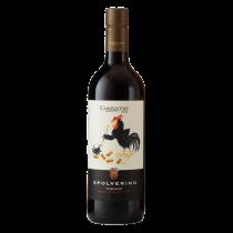 ITTC1211 義大利卡品耐托環保公雞旋蓋2013紅酒 Carpineto Spolverino Toscano I.G.T.